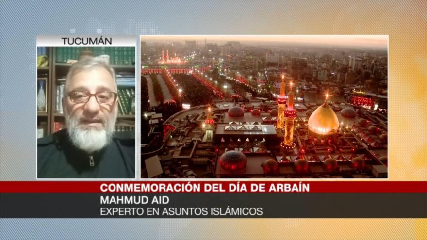 'Imam Husein sacrificó su vida para dejar mensaje de resistencia'