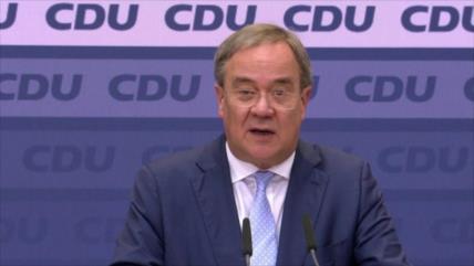 Scholz y Laschet abren pulso por socios para gobernar Alemania