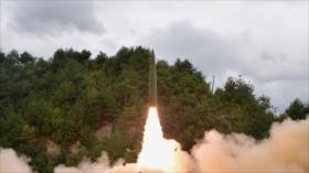 """Corea del Norte lanza un """"proyectil no identificado"""""""