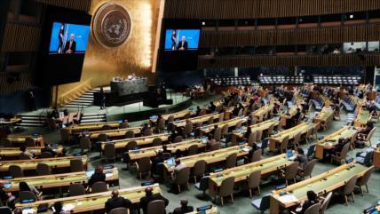 Piden el cese del bloqueo de EEUU a Cuba, esta vez desde ONU