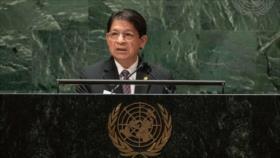 Nicaragua exige cese de injerencia en sus asuntos y de sanciones