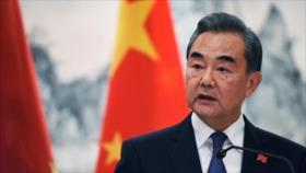 China a la OTAN: Eviten acciones que puedan provocar confrontación