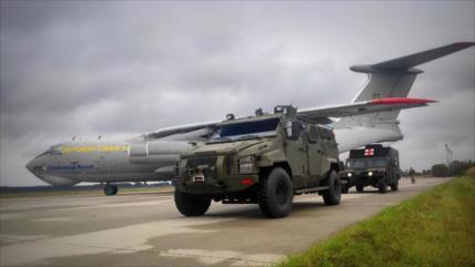 Rusia: Expansión de la OTAN en Ucrania cruzará línea roja de Putin
