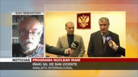 Iñaki Gil: EEUU presiona a Irán por ser un freno a sus ambiciones