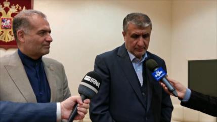 Irán refuta llamado de EEUU para acceso de AIEA a su sitio nuclear
