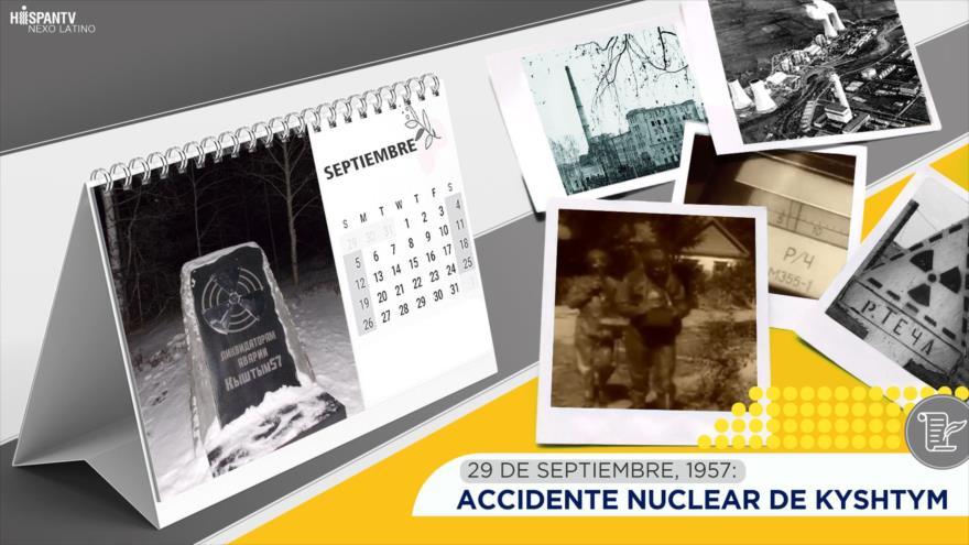 Esta semana en la historia: Accidente nuclear de Kyshtym