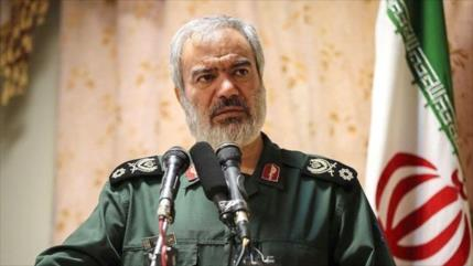 CGRI: EEUU no ha logrado ni una victoria ante Irán pese a complots