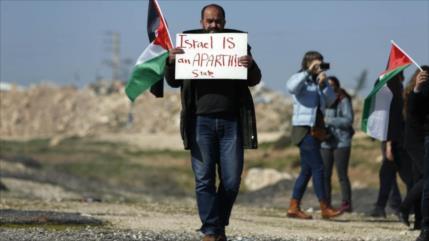 Partido Laborista británico llama a Israel 'régimen de apartheid'