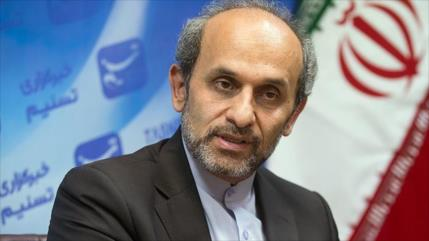 Líder de Irán nombra a Peyman Yebeli nuevo presidente de la IRIB