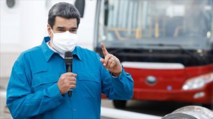 Maduro censura xenofobia contra venezolanos en Chile
