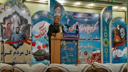 Irán advierte de que atacará bases terroristas en el norte de Irak