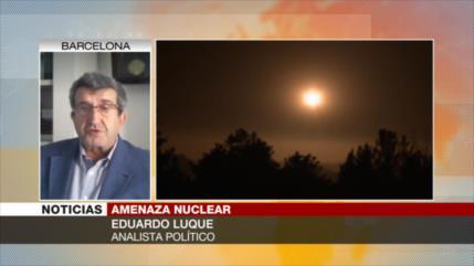 Luque: Doble rasero de EEUU permite a Israel tener arsenal nuclear