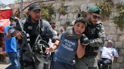 Irán pide a ONU condenar crímenes del régimen de apartheid israelí