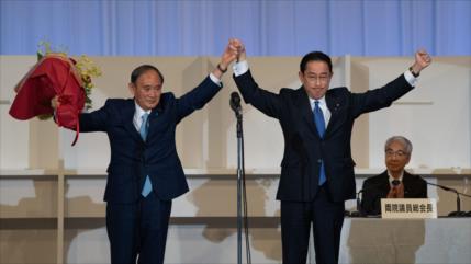 Kishida será el premier de Japón tras ganar primarias del PLD
