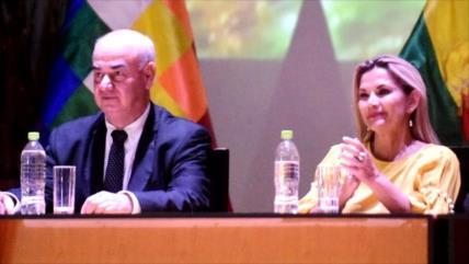 La FELCC reclama la detención del exministro de Economía de Áñez