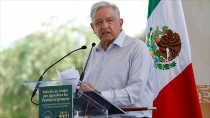 México pide perdón a originarios por masacre del imperio español
