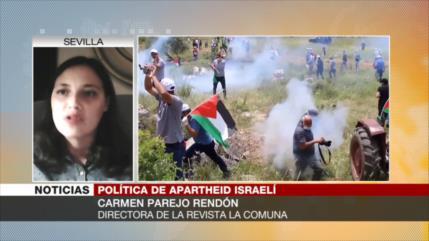 """""""Cada vez es más difícil negar la realidad de apartheid israelí"""""""