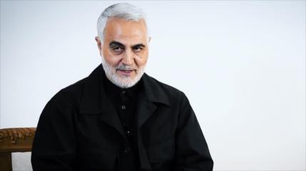 Irán: Si no fuera por Soleimani, el mundo viviría inseguridad