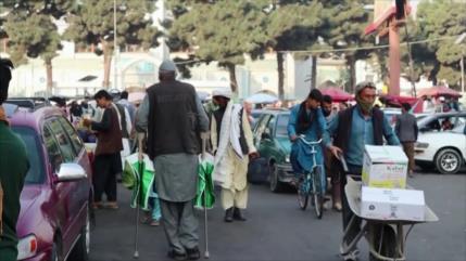 Catástrofe sanitaria en Afganistán
