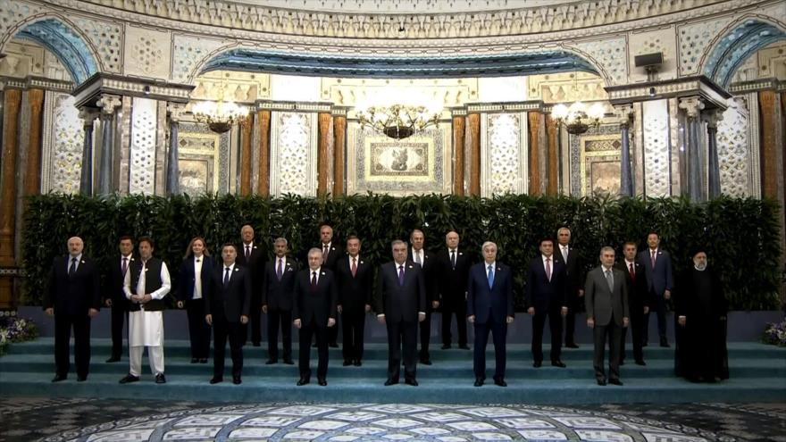 Irán Hoy: Irán y la Organización de Cooperación de Shanghái