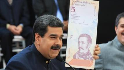 Venezuela elimina 6 ceros a su divisa e introduce bolívar digital