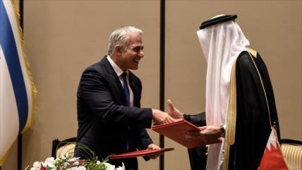 "Resistencia a Baréin: embajada israelí será ""nido de espionaje"""