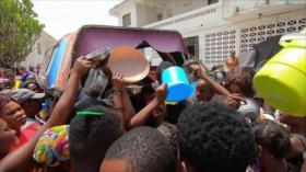 La ONU pide garantizar los derechos humanos de migrantes haitianos