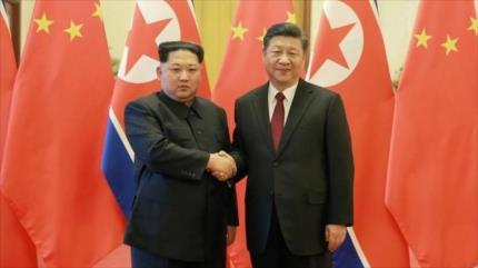 Pyongyang apoya a China ante frenéticas medidas hostiles de EEUU