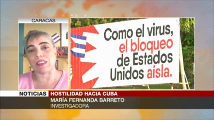 """""""EEUU vive de una imagen basada en sus mentiras con respecto a Cuba"""""""