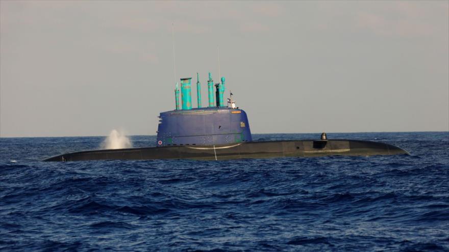 Informe: Armada de Argelia ahuyenta a submarino espía de Israel | HISPANTV