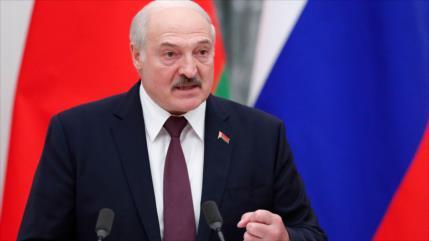 Bielorrusia apoya a Rusia ante una eventual agresión militar