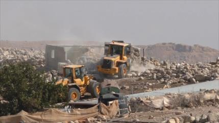 Demolición de viviendas palestinas provoca advertencia de ONU