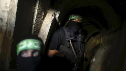 Israel admite su derrota en destruir túneles de HAMAS en mayo