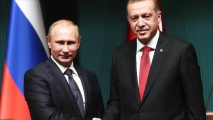 Rusia planea financiar dos plantas nucleares en Turquía