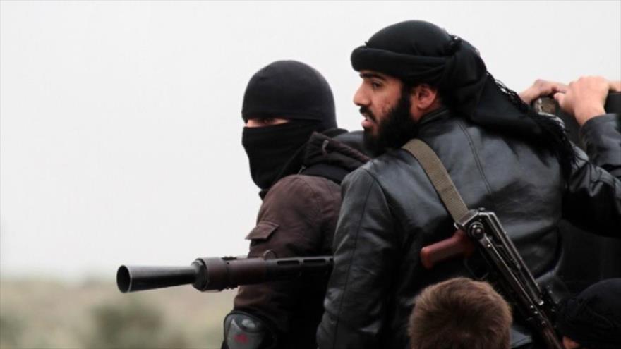 Ocho misiles con gas sarín, nuevo complot del Occidente contra Siria   HISPANTV
