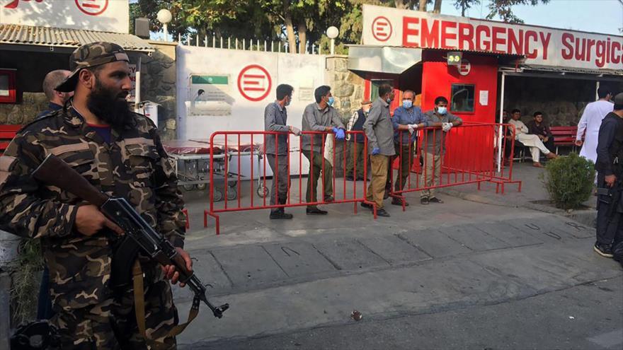 Una explosión deja 12 muertos y 32 heridos en Kabul   HISPANTV