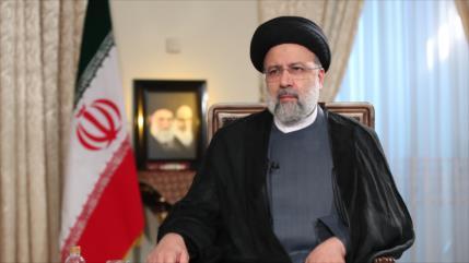 Presidente Raisi resalta que cooperación Irán-China impulsa la paz