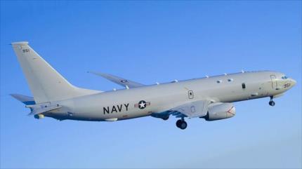 Cazas rusos no permiten a avión espía de EEUU volar cerca de Siria