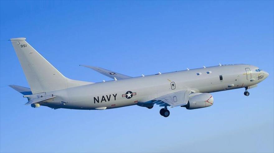 Cazas rusos no permiten a avión espía de EEUU volar cerca de Siria | HISPANTV