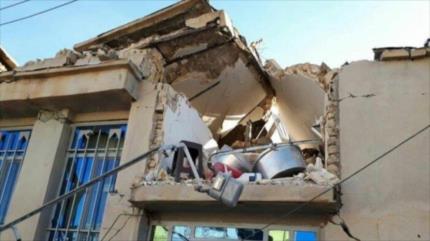 Un terremoto de magnitud 5,7 sacude el oeste de Irán; hay daños