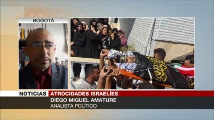 Amature: ONU falla en condenar a Israel por chantaje de EEUU