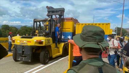 Venezuela anuncia reapertura de la frontera con Colombia