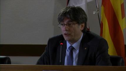 Esperan la decisión del TJUE y TGUE sobre inmunidad de Puigdemont