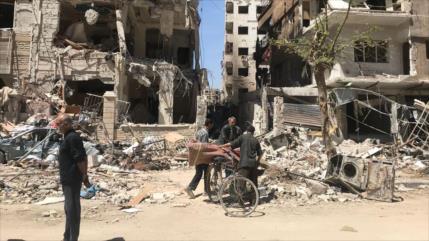 Rusia y China critican politización del expediente químico sirio