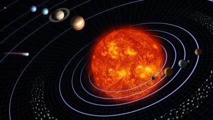 Simulaciones sugieren un mundo tamaño Tierra más allá de Neptuno