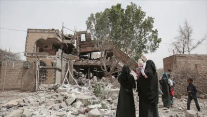 'Intereses de EEUU priman en decisión de Riad para acabar agresión'