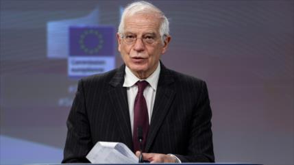 """Borrell: AUKUS, """"una llamada de atención"""" sobre lazos Europa-EEUU"""