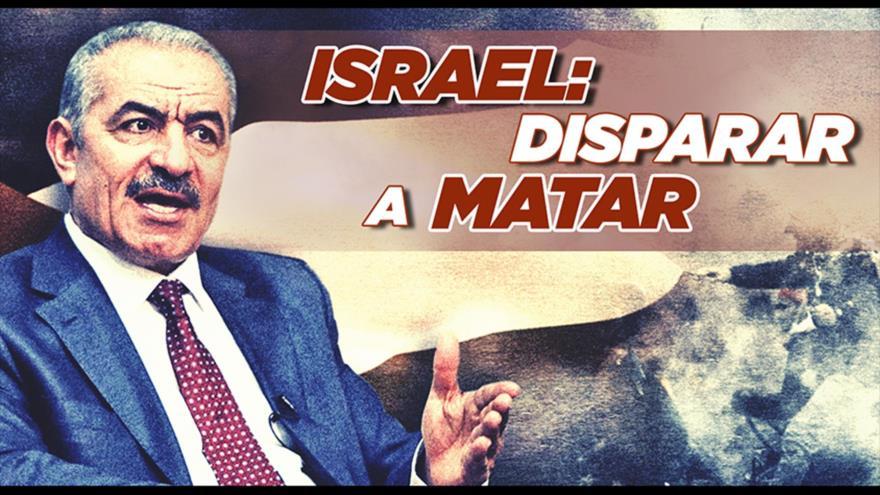 Detrás de la Razón: Disparar a matar; la política israelí