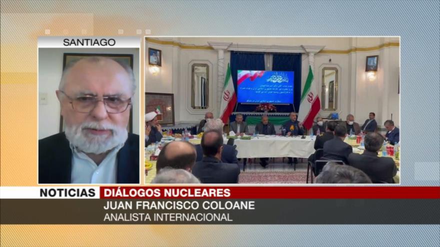 Coloane: Existe posibilidad de un retorno del acuerdo nuclear de Irán