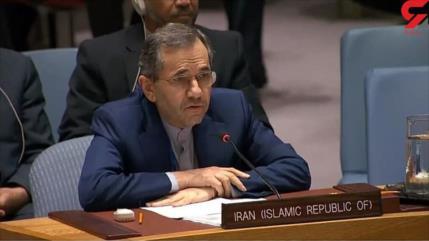 Irán: Sanciones son un acto terrorista y van dirigidas a gente común